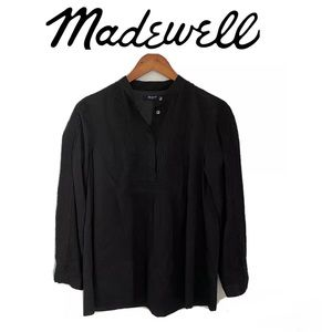Madewell Women's Pull Over Top Size (L)